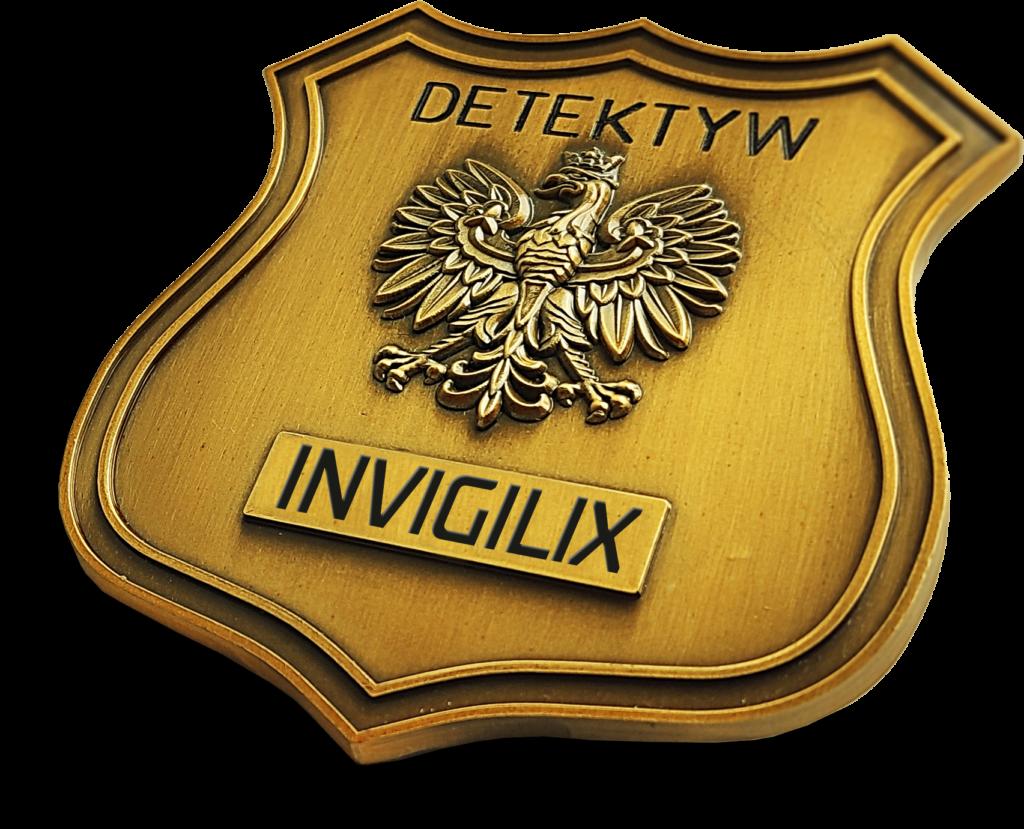 INVIGILIX, logo biura